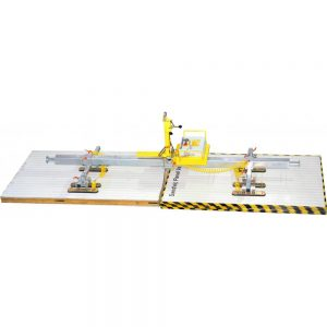 VACUUM LIFTERS FOR SANDWICH PANELS